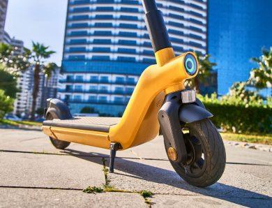 L'avantage de rouler en trottinette électrique